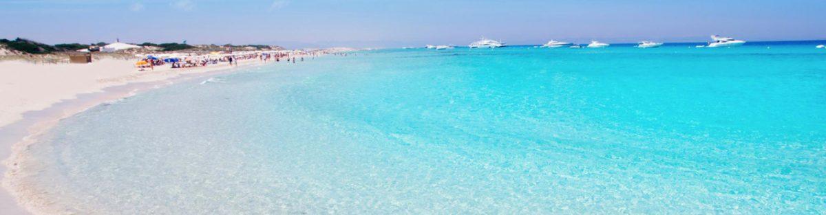 Formentera playas