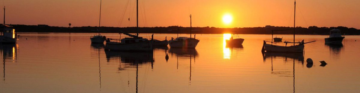 puesta de sol - formentera